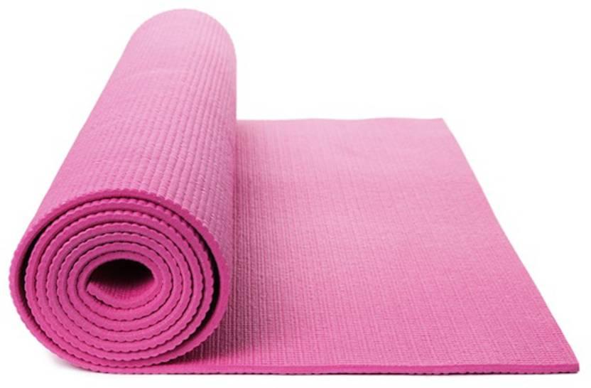 Yoga Mat New 4 mm Exercise imported large size NoN Slip ...